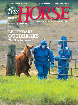 The Horse - August 2018 Issue