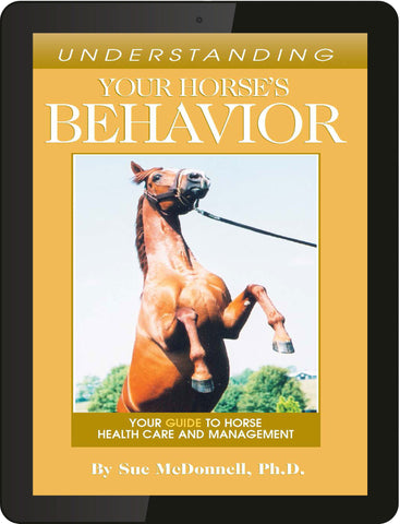 Understanding Your Horse's Behavior - eBook