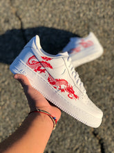 Load image into Gallery viewer, Womens Dragon Nike Air Force One