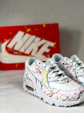 Load image into Gallery viewer, Mens Nike Air Max 90s Splatter