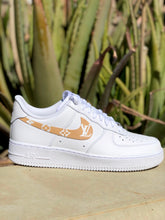 Load image into Gallery viewer, Womens Designer Swoosh Air Force One