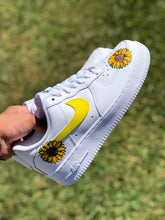 Load image into Gallery viewer, Womens Sunflower Air Force One