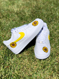 Womens Sunflower Air Force One