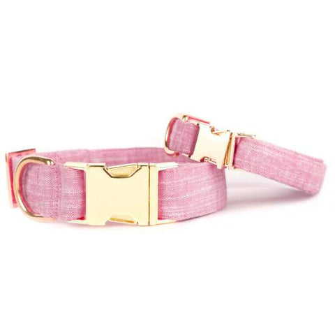 Orchid Dog Collar