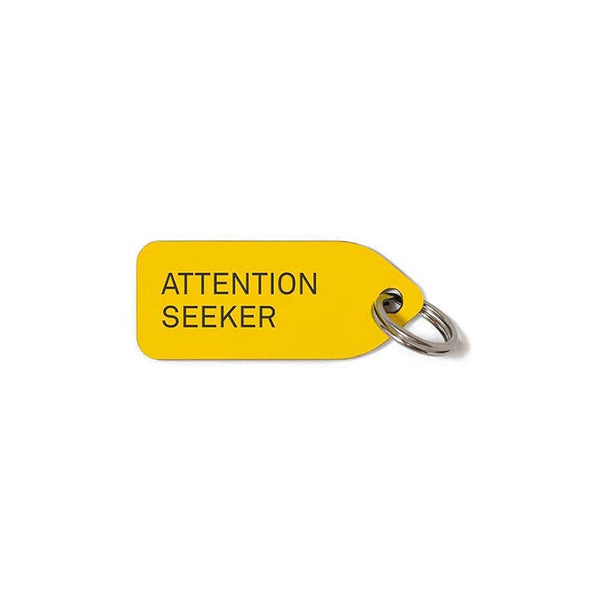'Attention Seeker' Dog Collar Charm
