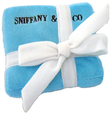 Sniffany Box Dog Toy