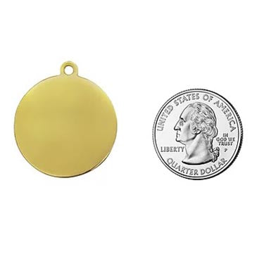 Can't Even - Enamel Pet Collar Charm/ID Tag