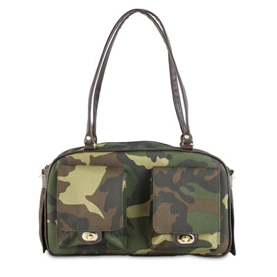 Camouflage Marlee Dog Carrier
