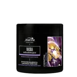 Joanna Rebuilding Hair Mask with Keratin for Weak Brittle Hair Professional
