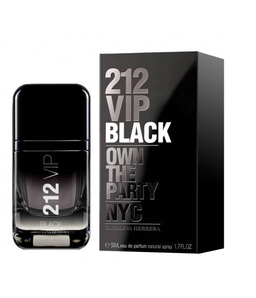 Carolina Herrera VIP 212 Black Men Eau de Parfum 50ml