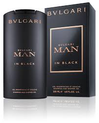 Bvlgari Man In Black Shower Gel 200ml