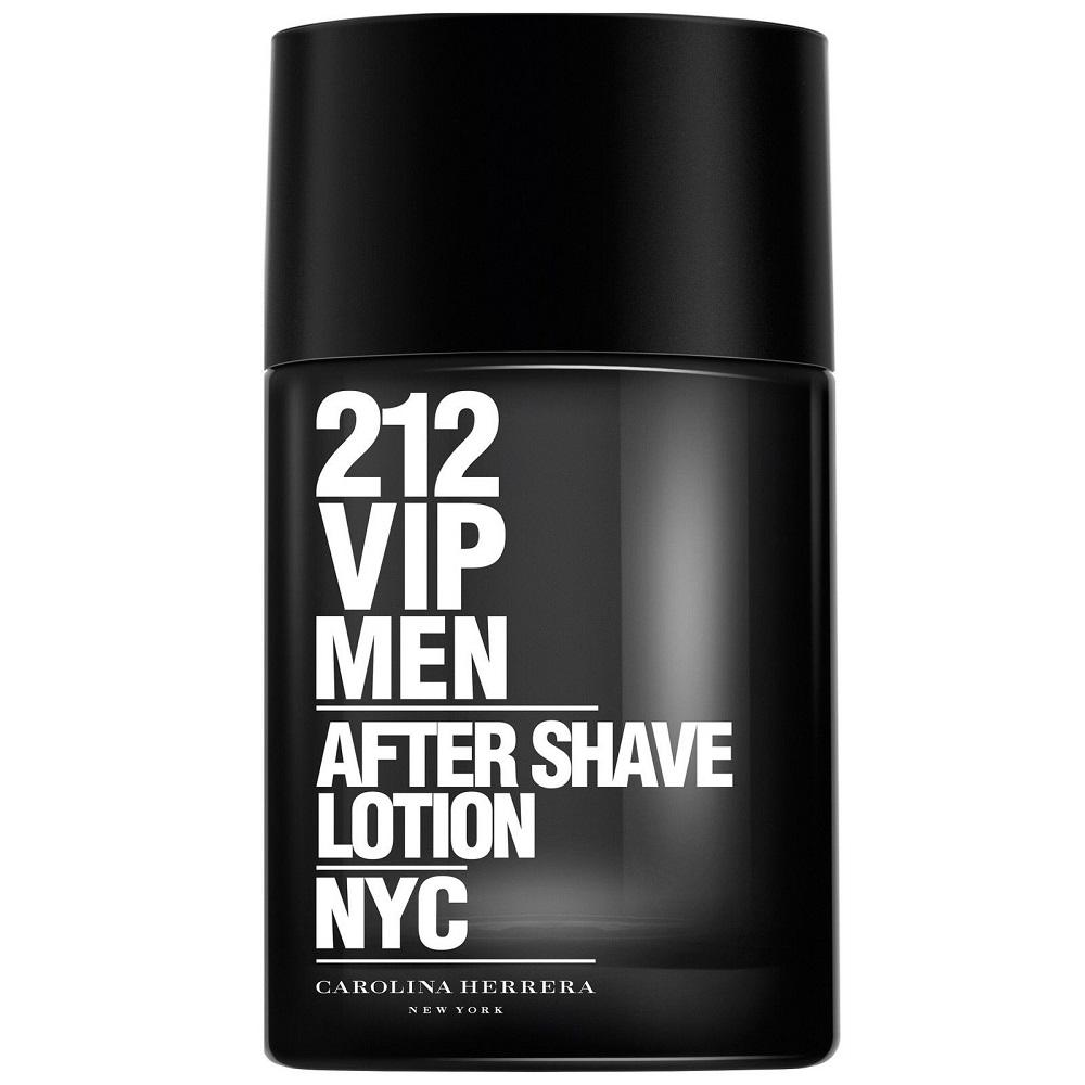 Carolina Herrera 212 Vip Men After Shave 100ml bottle