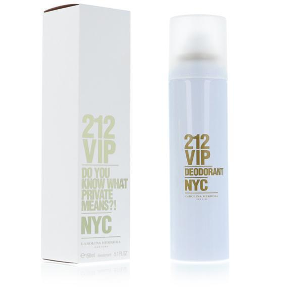 Carolina Herrera 212 VIP Woman Deodorant Spray 150ml