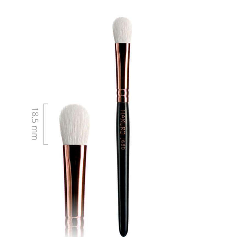 hakuro makeup brush J680 black