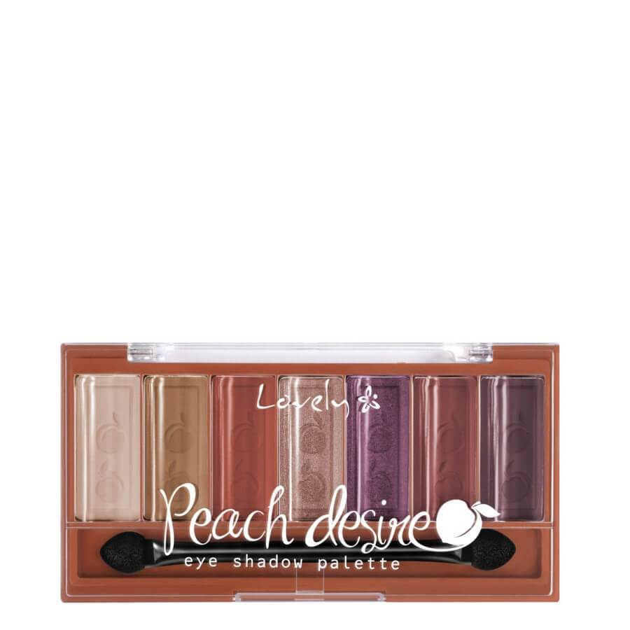 Lovely Eyeshadow Palette Peach Desire