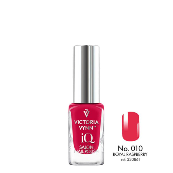 Victoria Vynn IQ Nail Polish Royal Raspberry 010 10ml