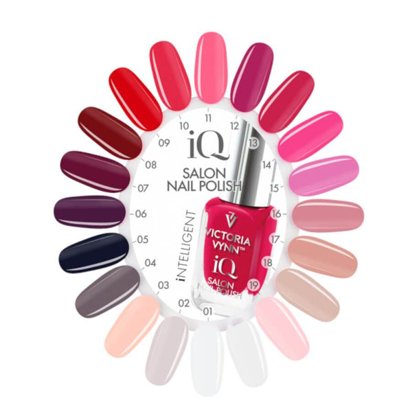Victoria Vynn IQ Salon Nail Polish swatch