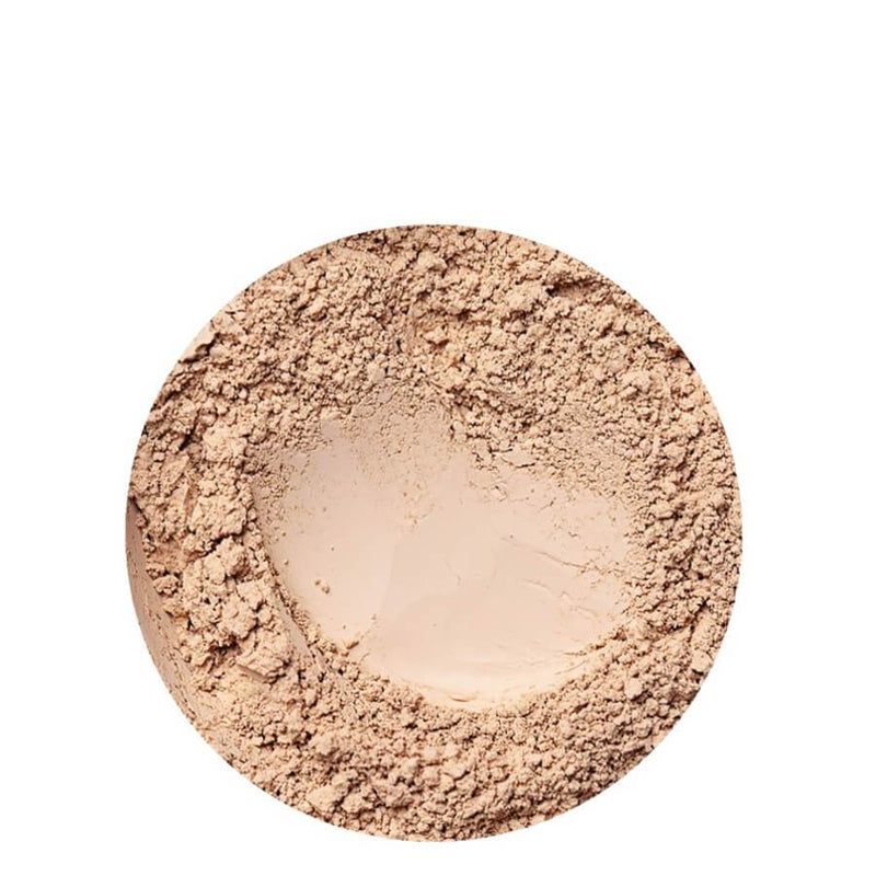 annabelle minerals cover foundation golden light