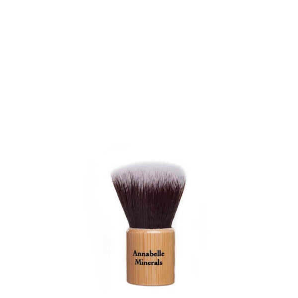 Annabelle Minerals mini kabuki makeup brush