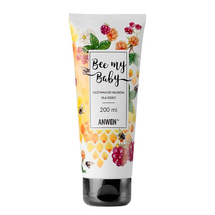 anwen kids hair conditioner bee my baby