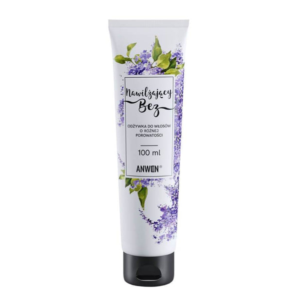anwen lilac moisturizing hair conditioner 100ml