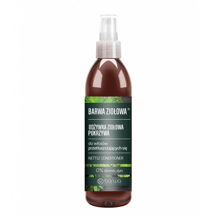 barwa herbal nettle conditioner for oily hair 250ml