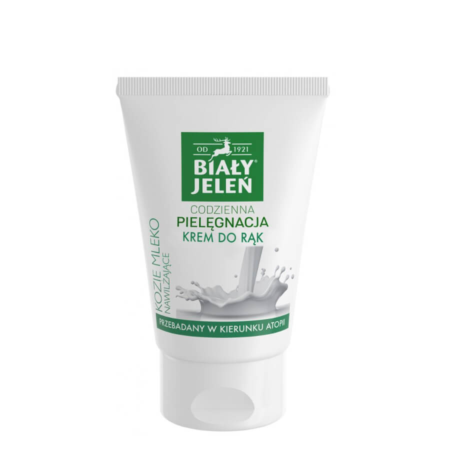 bialy jelen moisturizing hand cream 100ml