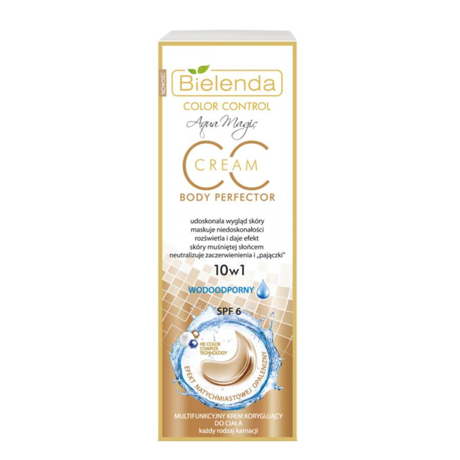 bielenda magic cc ream body perfector waterproof 10in1