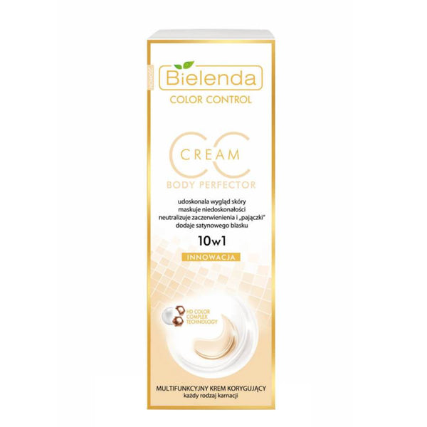 bielenda cc cream body perfector 10in1