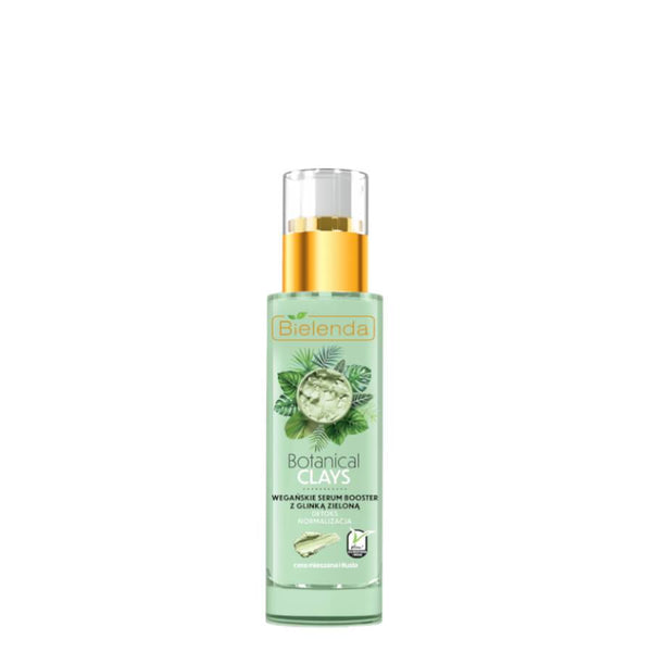 bielenda green clay botranical clays serum booster 30ml