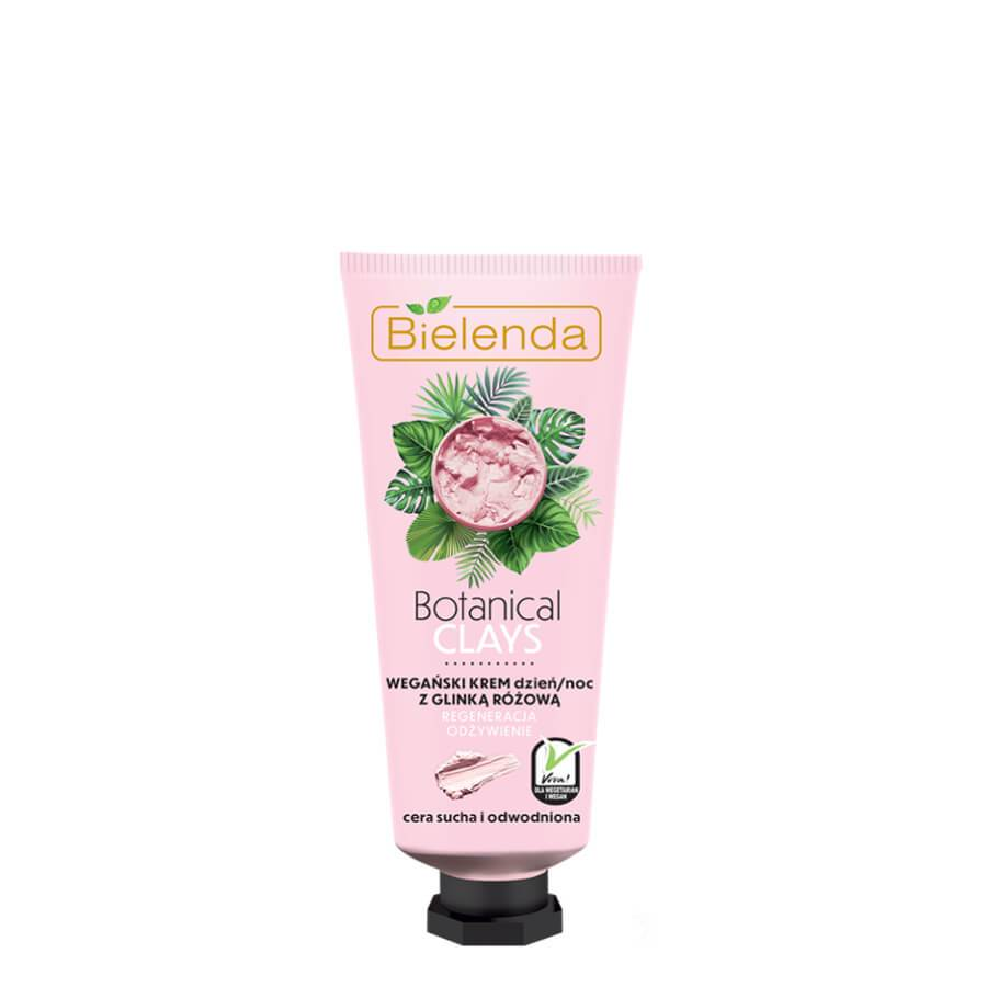 bielenda botanical clais vegan face cream regeneration nourishing