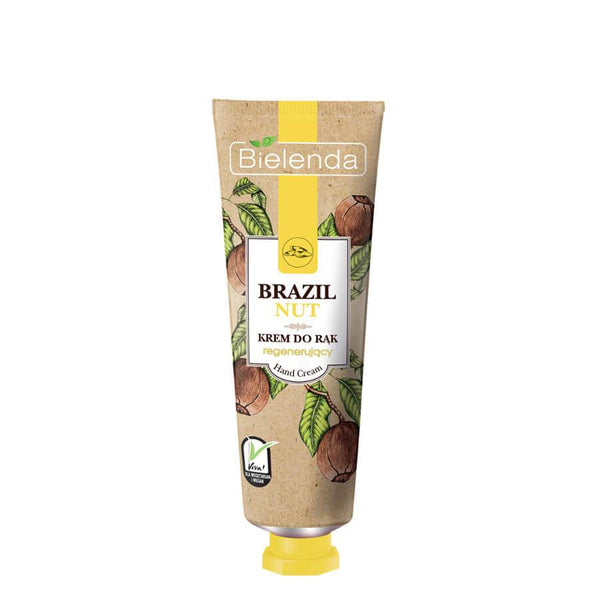 bielenda vegan hand cream nut care regenerating cream 50ml