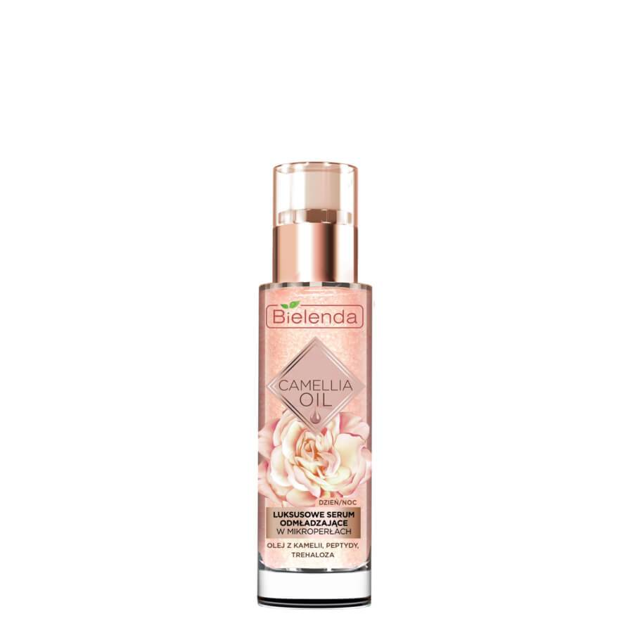 rejuvenating face serum camellia oil bielenda 30ml