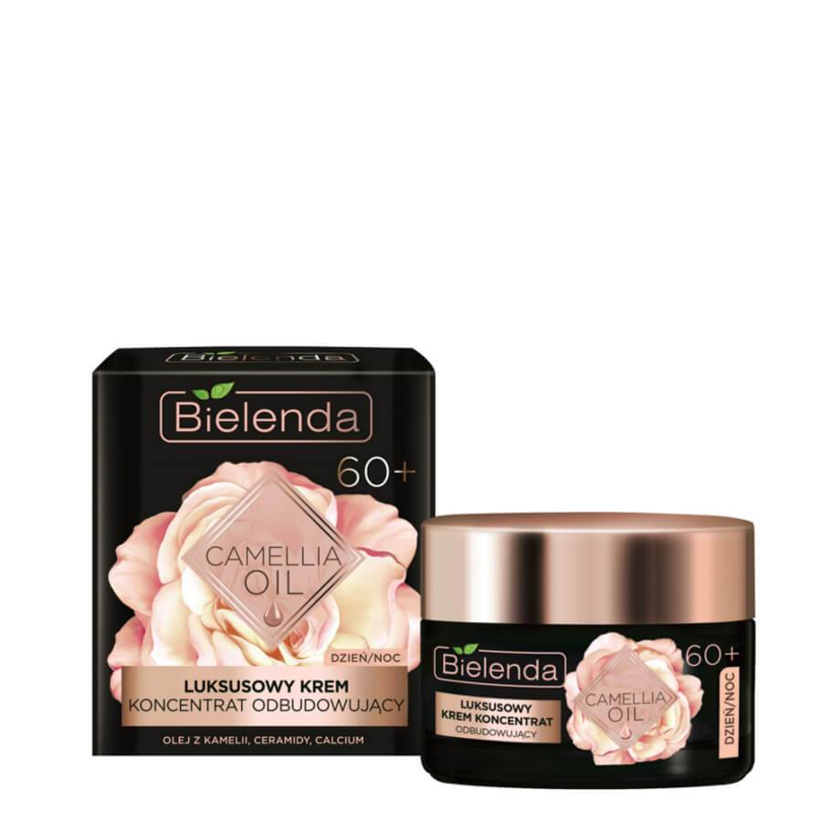 Bielenda Camellia Oil Concentrated Rebuilding 60+ Face Cream