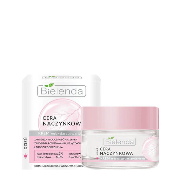 Bielenda broken capillaries day cream