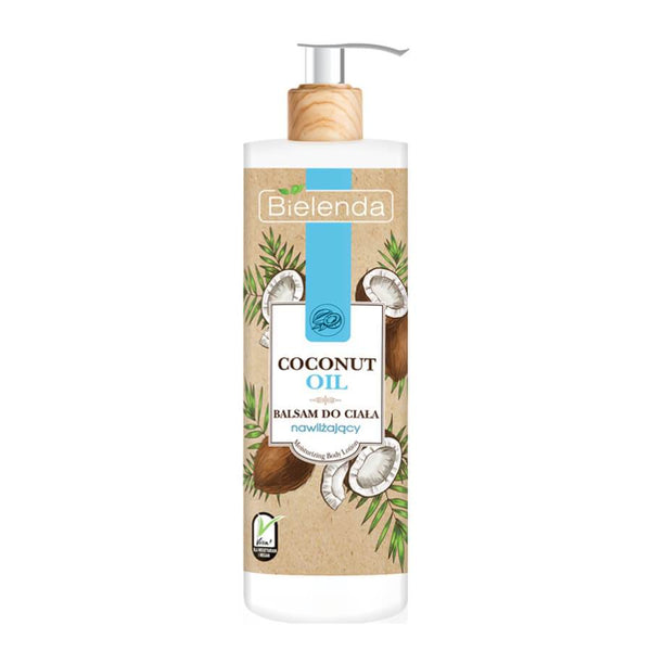 bielenda nut care coconut oil body lotion 400ml