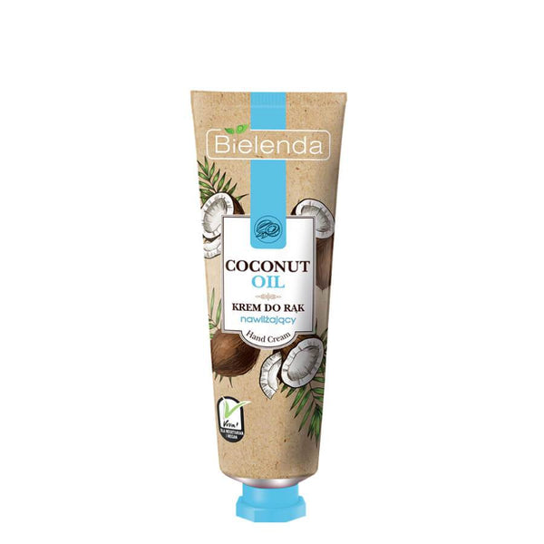 bielenda vegan hand cream coconut oil 50ml