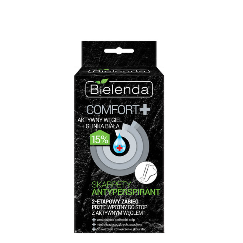 bielenda feet care antiperspirant foot socks