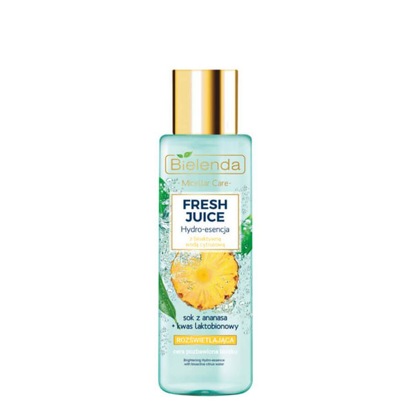bielenda fresh juice brightening face serum essence 110ml
