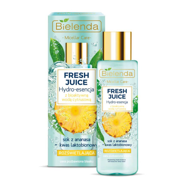 fresh juice essence bielenda pineapple