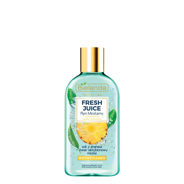 bielenda brightening micellar liquid fresj juice 100ml