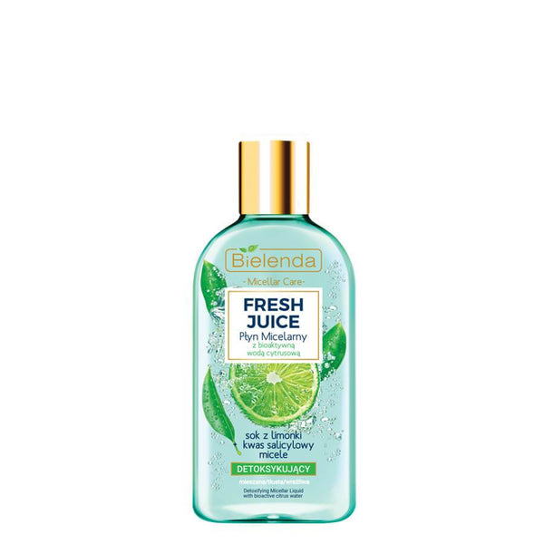 bielenda fresj juice detoxifyinf micellar liquid 100ml