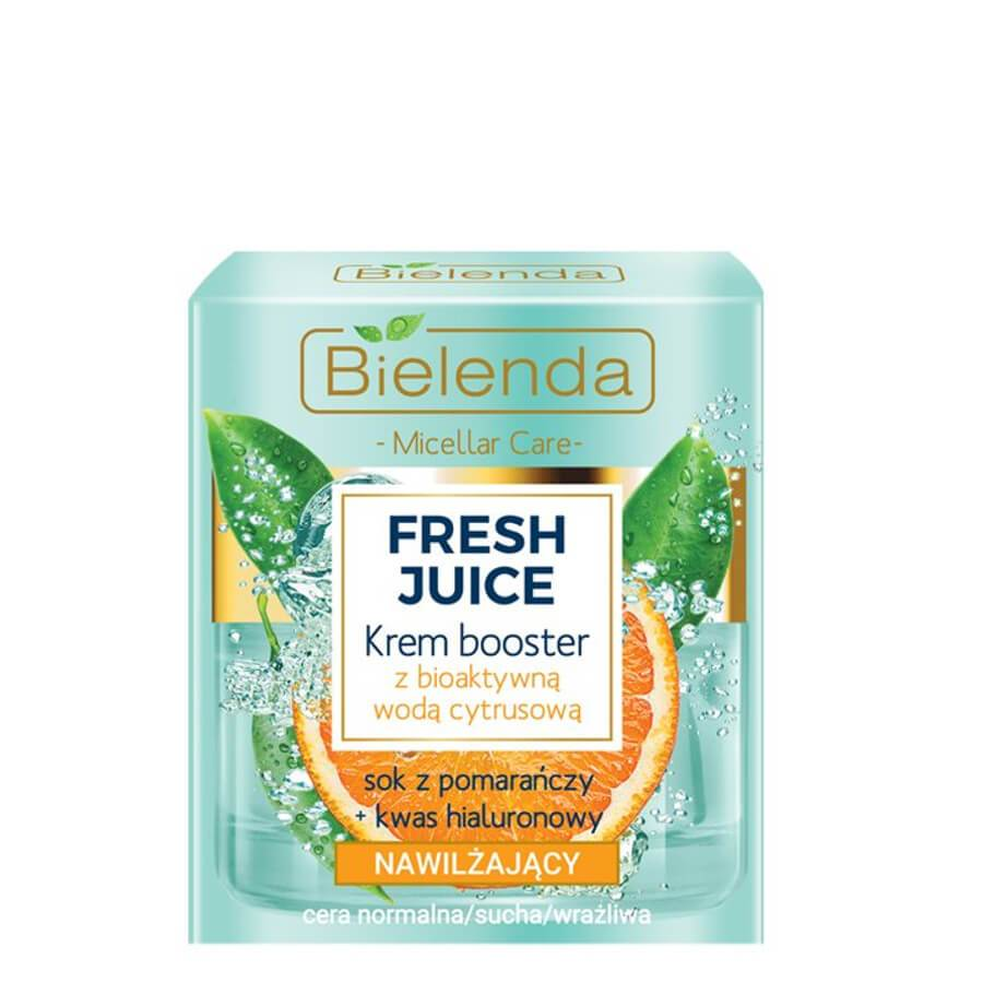 Bielenda fresh juice orange booster