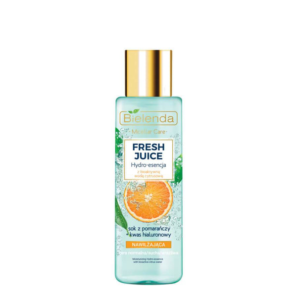 bielenda fresh juice hydro essende moisturizing with orange juice