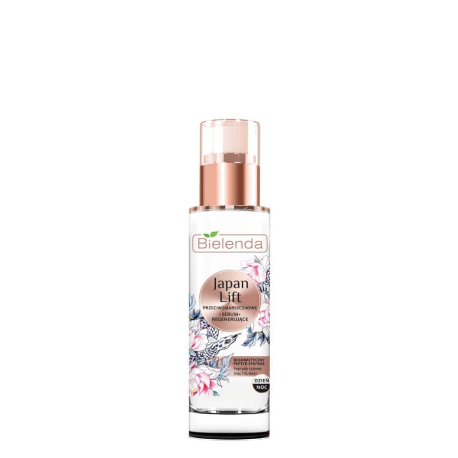 anti wrinkle face serum bielenda japan lift