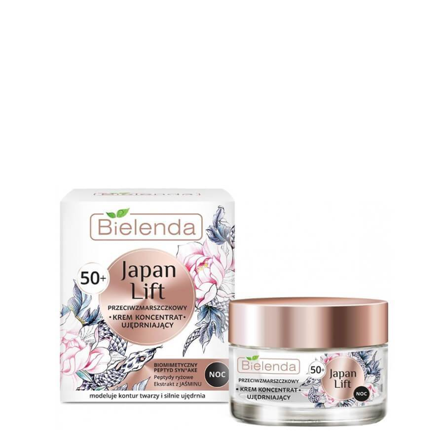 Bielenda Japan Lift anti wrinkles anti age smoothing lifting cream moisturiser