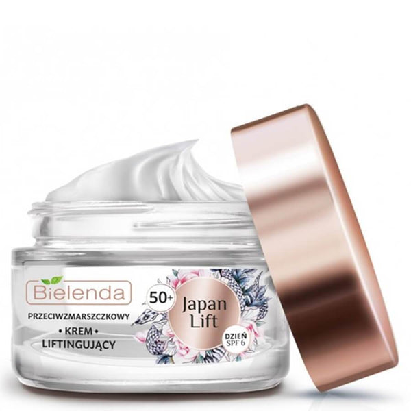 Bielenda Japan Lift Anti Wrinkle Lifting viper venom anti ageing japanese