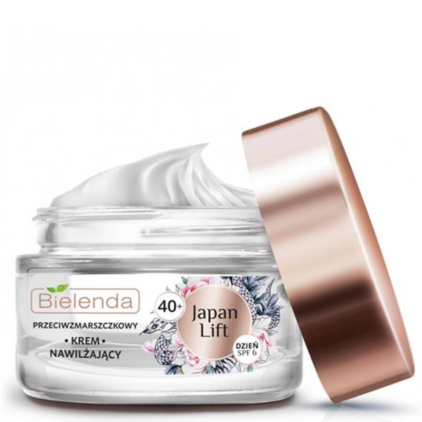Bielenda Japan Lift Anti Wrinkle Moisturising Cream moisturiser japanese viper venom anti age