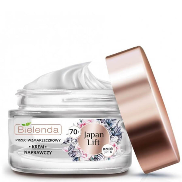 Bielenda Japan Lift Anti Wrinkle Moisturising Repair 70+ Day Cream