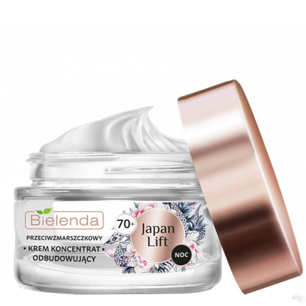Bielenda Japan Lift Anti Wrinkle Repair 70+ Night Cream